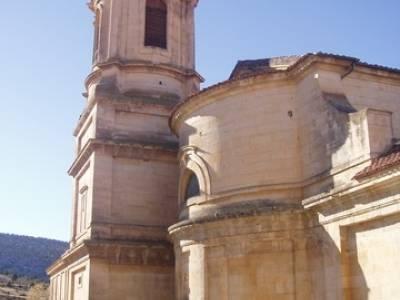 Iglesia monasterio Monasterio de Silos; cruce de caminos; camino de santiago